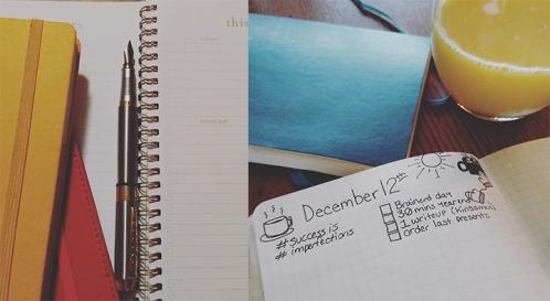 2015 bullet journal 1