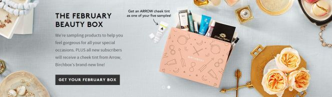 birchbox feb new subscriber