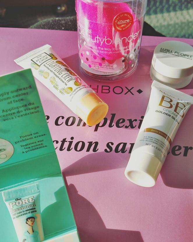 birchboxcomplexionperfectionsampler
