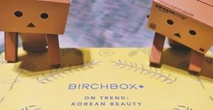 Birchbox Korean Beauty Box