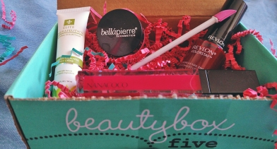 Beauty Box 5 Mystery Box All Open