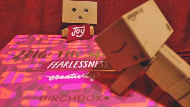 January 2016 Birchbox Unboxing