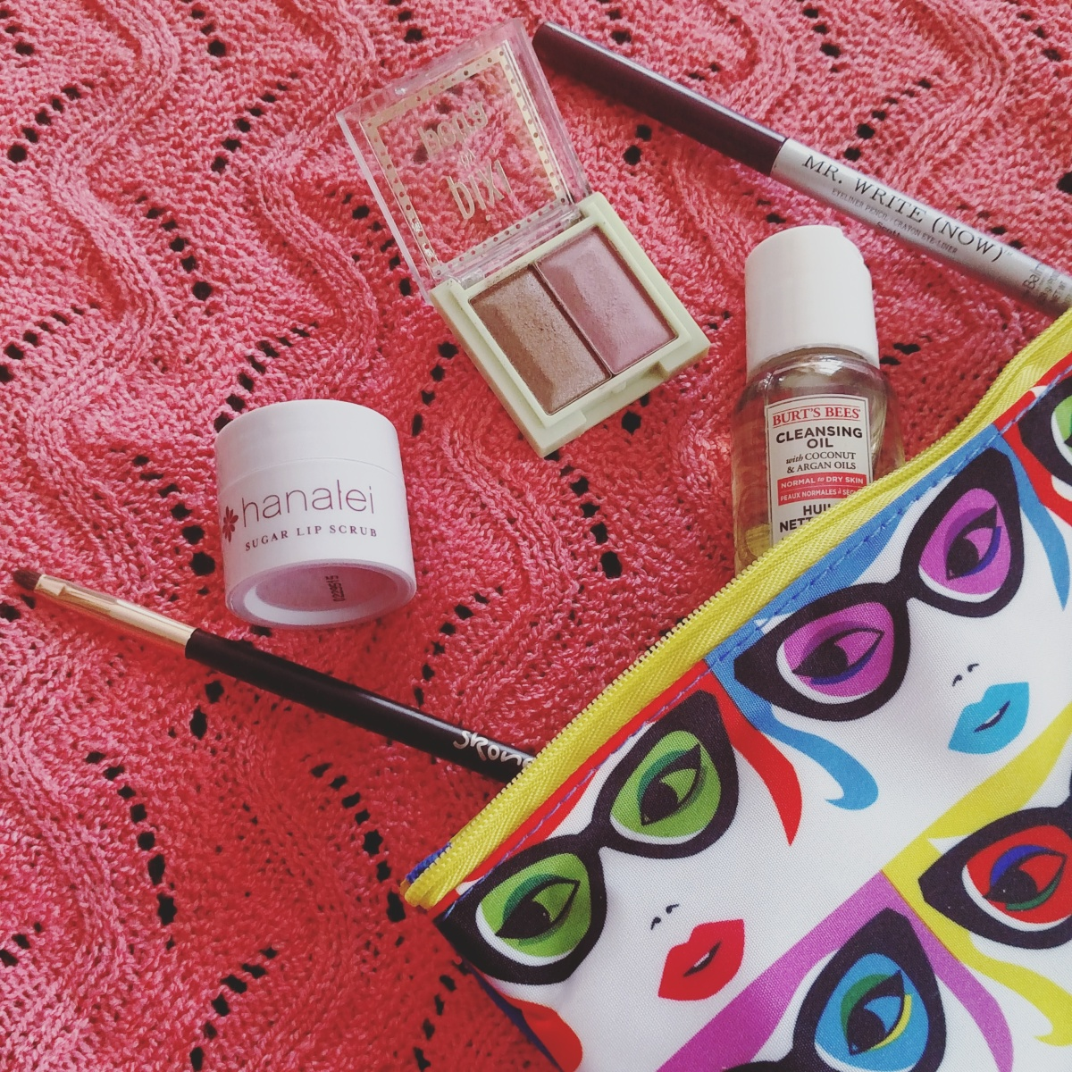 My First Ipsy Bag {January 2016}