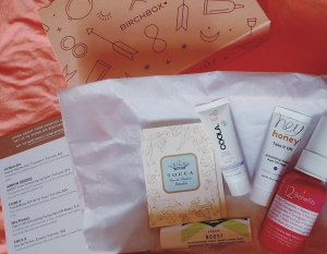 birchbox february 2016 box 1