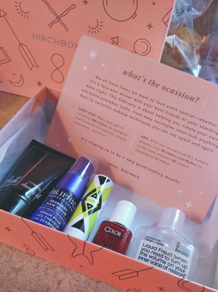 birchbox february 2016 box 2