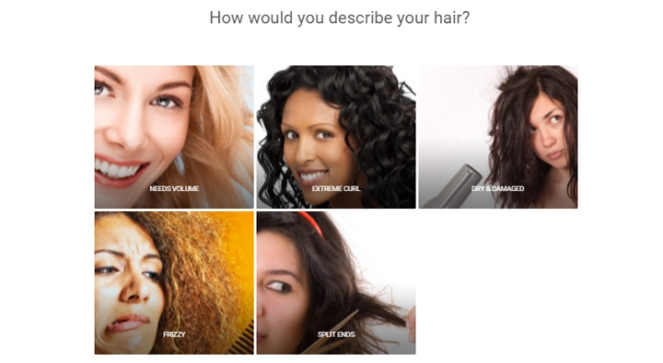 ipsy quiz 13 - hair