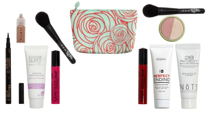 march 2016 ipsy reveal