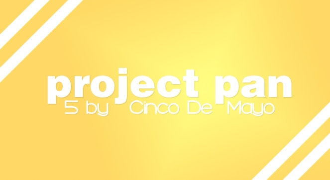 project pan 5 by cinco