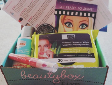 Beauty Box 5 April 2016