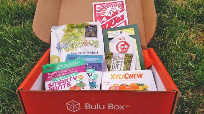 $5 Bulu Box Weight Loss May 2016 Unboxing