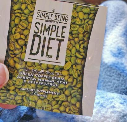 Simply Being Simple Diet Pills Garcinia Cambogia Green Coffee Bean