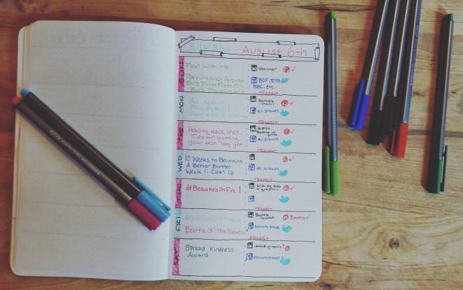 tgg blog planning kit schedule