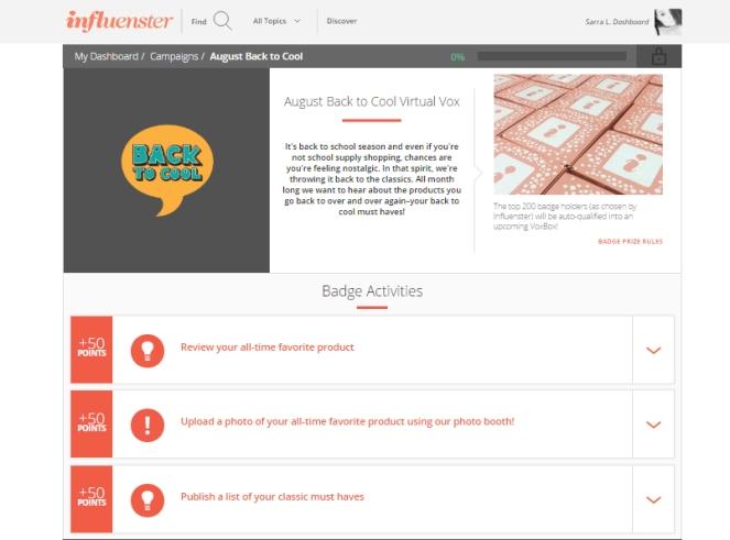 Influenster What Are Virtual VoxBox Campaigns
