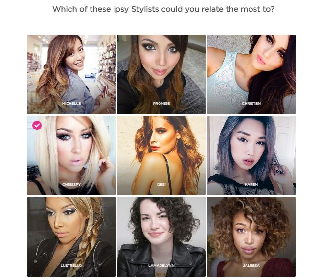 Ipsy Quiz Tips Which Stylist To Choose