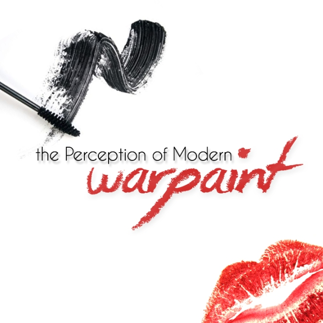 the perception of modern warpaint