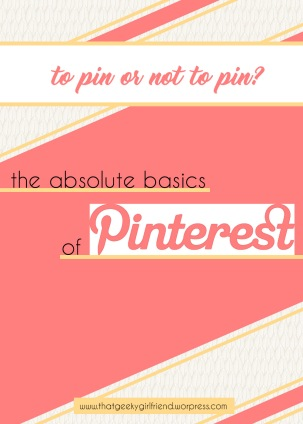 The Absolute Basics of Pinterest - Free Pinterest Tips & The Best Free Program To Create Pinterest Graphics & Images