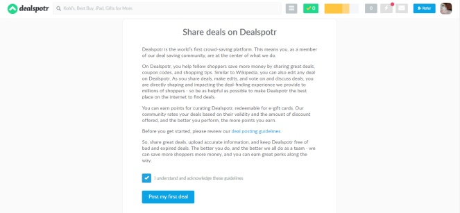 DealSpotr Share A Deal